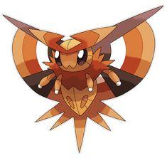 Mothlas, Float Fakemon by Smiley-Fakemon.deviantart.com on @DeviantArt