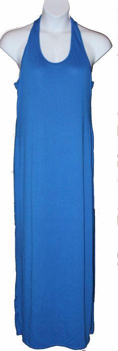 Women's Maxi Solid Royal Blue Dresses Sizes s Small XXXL 3X Free Shipping   eBay
