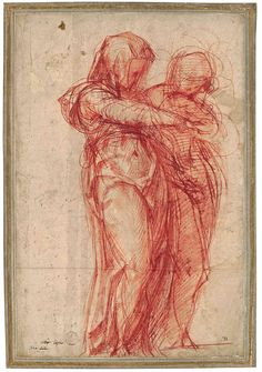 """Drawings, 100 of them, get their due in """"Dürer to de Kooning,"""" at the Morgan Library & Museum."""
