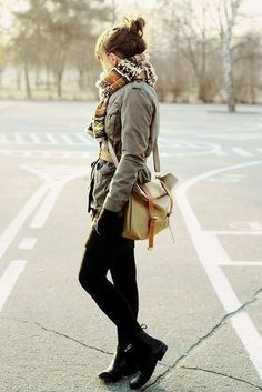 #Winter outfit #anoukblokker #fashionoutfit www.2dayslook.com