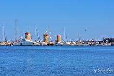 mandraki - Rhodes island