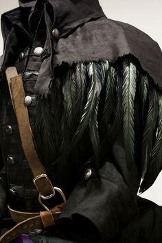 Eileen the Crow (coat) #cosplay