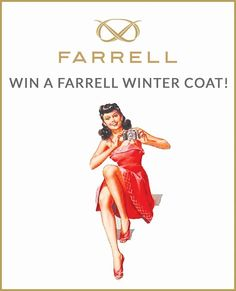 Fancy winning a Farrell winter coat? Head to Westfield London tomorrow and you could be in with a chance!  Click here for more details: http://www.farrell.com/page/Win+A+Farrell+Winter+Coat