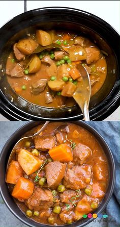 Lamb Stew Slow Cooker, Slow Cooker Stew Recipes, Beef Stew Crockpot Easy, Slow Cooked Lamb, Ground Beef Recipes Easy, Easy Casserole Recipes, Carne, Crock Pots, Winter