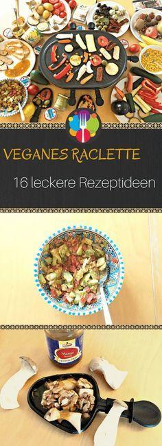 Veganes Raclette Rezept, Guacomole, veganer Käse, Gemüse, Hummus - Vegalife Rocks: www.vegaliferocks.de ✨ I Fleischlos glücklich, fit & Gesund✨ I Follow me for more vegan inspiration @vegaliferocks