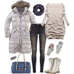 strieborný kabát