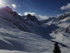 skifahren im @Silvretta Montafon  Montafon mit herrlichem #Panorama Mount Everest, Skiing, Wellness, Mountains, Nature, Travel, Ski, Naturaleza, Viajes