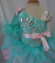 0f22dcd3b5cf Infant/toddler/baby/children/kids Girl's Pageant by jenniferwu58 Girls  Pageant Dresses