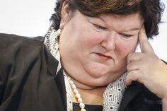 La ministre Open Vld des Affaires sociales et de la Santé n'est plus la personnalité politique la plus populaire.