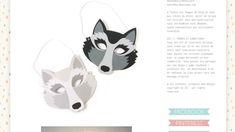 Des masques gratuits à imprimer