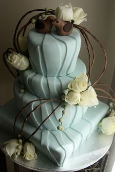 Cakes by Meg. http://www.cakesbymeg.com. Whatever your flavor or design, they are all delicious and a vision to behold.