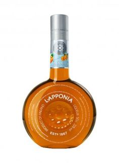 Cloudberry liqueur...a bit like ice wine but better! ;-)