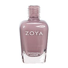 Zoya Nail Polish in Jana.  A terrific neutral that is trendy but does not make you look like a teenager.  And boy does this brand last.