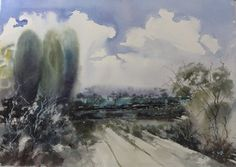 Jude SCOTT - Watercolour Society of WA Inc
