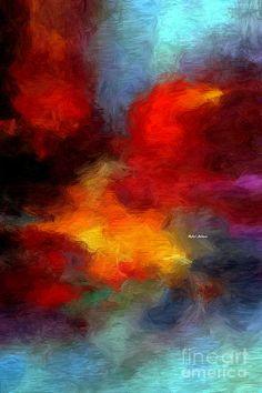 Affinity by Rafael Salazar #Art #Paintings #Fine_Art
