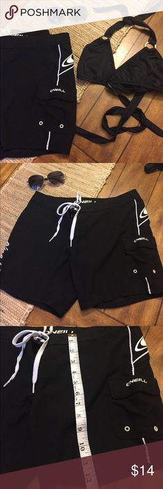 O'Neill surf / board short great condition🐠🐳🐬 Size 3 - cute comfy short!! oneill Swim