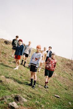 BTS teaser photo 'Young Forever'