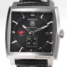 Arizona State University TAG Heuer Watch - Mens Monaco Watch at M.LaHart