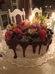 Christmas And New Year, Cakes, Desserts, Food, Tailgate Desserts, Deserts, Cake Makers, Kuchen, Essen