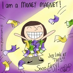 http://palasiasateenkaaresta.blogspot.com/ #MoneyLove #MoneyLoveChallenge