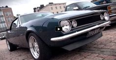 See this Clean '67 Chevy Camaro Crusiing
