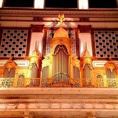 The Worlds Largest Pipe Organ - @jeffreynyc