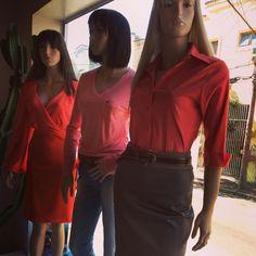 Vitrine Closet Mulher - Consultoria de Imagem - Rio Claro - SP - Brasil