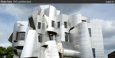 Stainless steel architecture
