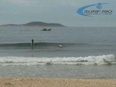Arpoador às 07:50 - Mais fotos do Boletm das Ondas em www.surfrio.com.br