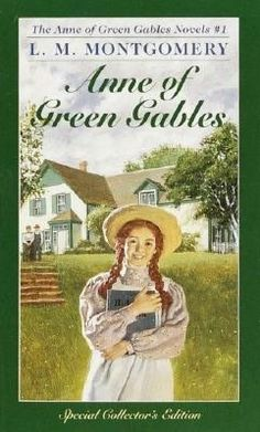 Entering Seventh Grade, Book of Choice Option: Anne of Green Gables by L.M. Montgomery. Williston Northampton, Middle School English Department