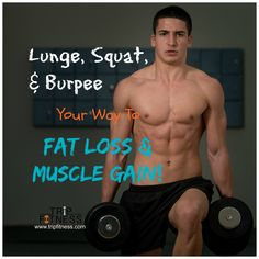 dumbbell lunges photo