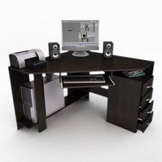 Угловой компьютерный стол Лекс-8
