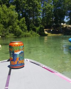 WhatSUP Sunday?! Our sales team member @terrapinabigail has this whole #TakeTerrapin thing down. Where are you taking Terrapin this weekend? - #sundayfunday #getoutside #Hi5 #IPA #standuppaddleboarding #SUP #beachbeer #hops #florida