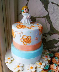 1st. #communion #cake