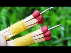 9 Simple Life Hacks and DIY Ideas - YouTube