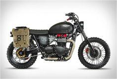 viciouscustoms:  (via (83) Triumph Bonneville T100 by Venom Motorcycle | Bikes / Cafe Racer | Pinterest)