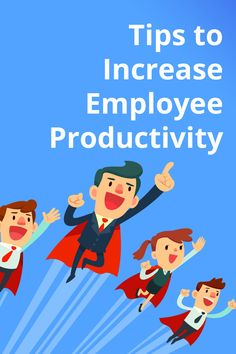 Employee productivity is the driving force behind a company's success. Learn how to maximize employee efforts with these killer tips from the Vendasta team. Driving Force, Productivity, Effort, Family Guy, Success, Logo, Guys, Learning, Fictional Characters