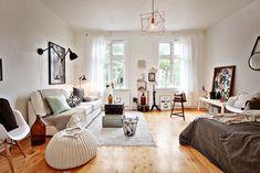 Конечно, шведская квартира. 51 кв.м.