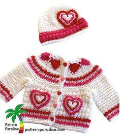 1728839c653d Cardigan Sweater Hearts of Love PDF12093