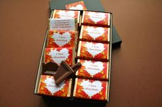Twitter RT competiton - from the 13th to the 19th October - RT to get the chance to win this box of 40 delicious milk chocolate bars http://twitter.com/AboutTheWrapper