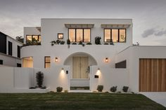 Dream Home Design, Modern House Design, Residential Architecture, Architecture Design, Minimalist Architecture, Spanish Style Homes, Minimal Home, Dream House Exterior, Facade House