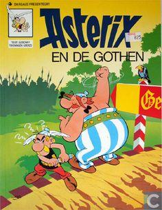 Asterix en de Gothen https://nl.wikipedia.org/wiki/Asterix_en_de_Goten
