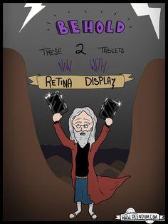 Moses Jobs