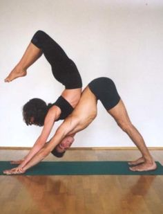 Saturday, February 21,  1:00-3:00  Traditionally, Yoga has been an individual practice, Join Jessica and Dan as they change things up and lead you through 2 hours of connecting with the breath and deepening the physical expression of each pose with a partner- ones you came with, or we can provide.   Partner Yoga brings people together through movement, play, breath, and touch. It can be practiced by any two people and is a great way to strengthen a relationship by fostering trust and ...