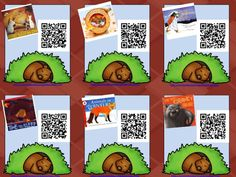 Winter is Coming! Hibernation QR Read Alouds {FREE}