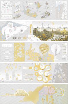 THIS IS AWESOMEEEEEEEEE!!!! Credits | student: Nick Elias | school: Bartlett School of Architecture UCL | location: London degree: Masters (MArch Dist.) | advisor: CJ Lim + Bernd Felsinger | title: Poohtown