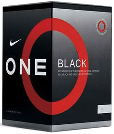 Nike One Golf Ball Box.  I chose it because I am practicing this sport.  It is a secondary packaging.   Communication meaning : Visual Impact, shape (square and round) and colors (Black and White) are designed to inspire rigour, precision and delicacy as the golf do. Sport representation through the packaging.   Objective : attract sport-person/athletes looking for serious and high level of performance.   Packaging position : Brand (nike) and Image (decades of experience within the sport…