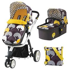Cosatto Giggle Hold Pushchair, Moonwood Online at johnlewis.com  Some people like this http://www.geojono.com/