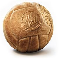 Eat the Ball® Volleyball multi. Bread of a new Generation. One Ball One Game! First Game, Volleyball, Bread, Complete Nutrition, Breads, Sandwich Loaf