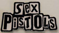 Sex Pistols Logo Patch redstar73.com/...